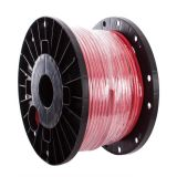 1.5mm 2 Core & Earth Red FPC Cable 100 Metre